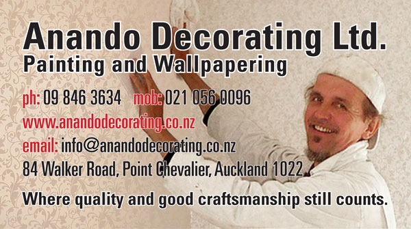 Anando ArtAttack and Anando address & contact details